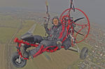 Monoplace ultralight trike cart / with engine X-ONE Fresh Breeze