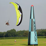 Racing paramotor wing / monoplace SLALOM  Ozone DA