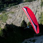 performance paraglider / cross / single