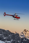 single-rotor helicopter / surveillance / utility operations / agriculture