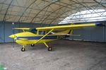 aircraft hangar / temporary / for airports
