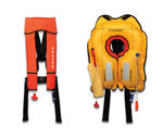 helicopter life jacket / inflatable