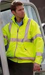 work jacket / firefighter / waterproof