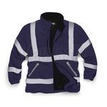 work clothing / jacket / for airports / high-visibility