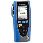 network tester / cable / aeronautical / portable