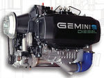 100 - 300hp piston engine / 50 - 100kg / for light aircraft / for helicopters