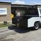 tow tractor / with towbar / for luggage trolleys / for trailers