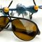 aviator glasses / anti-glare / sunCR129CARUSO & FREELAND