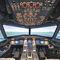 training simulation cabin / flight / cockpit