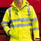 Work jacket / firefighter / for ground support personnel / waterproof 18G2200 Arco Ltd