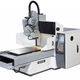 flat grinding machine / 3-axis / for aeronautics
