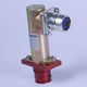 aircraft solenoid valve / for fuel / 2-way / normally closed