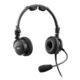 commercial aviation headset / for pilots / noise-reduction / lightweight