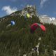 mountain paraglider / single