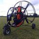 single-seat paramotor cart / with engine