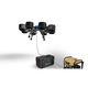 inspection UAV / surveillance / quadrotor