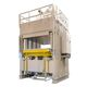 hydraulic press / forming / for the aerospace industry / vertical