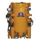 gas furnace / chamber / for aeronautics