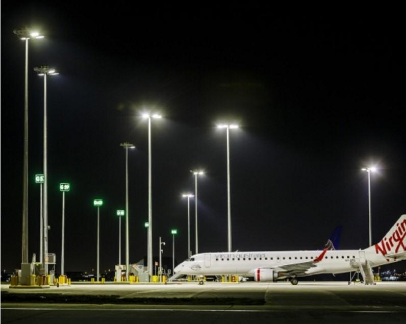EWO  Melbourne airport lighting project & EWO : Melbourne airport lighting project - Melbourne Airport VIC ... azcodes.com