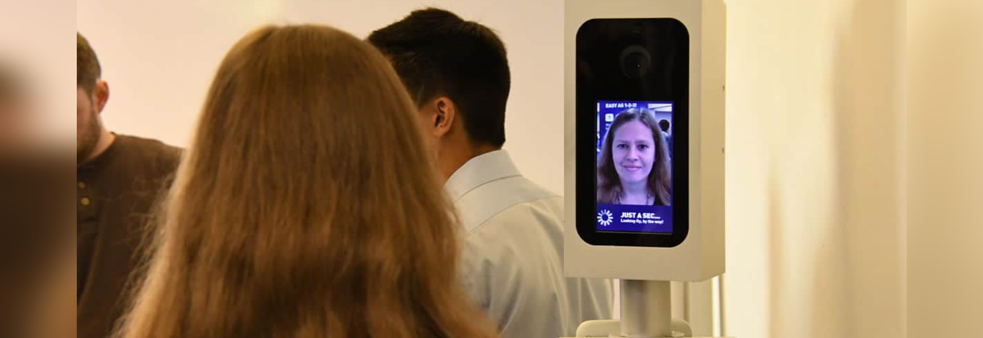 In 2017, JetBlue collaborated with U.S. Customs and Border Protection (CBP) and SITA to test a biometric-enabled self-boarding process.