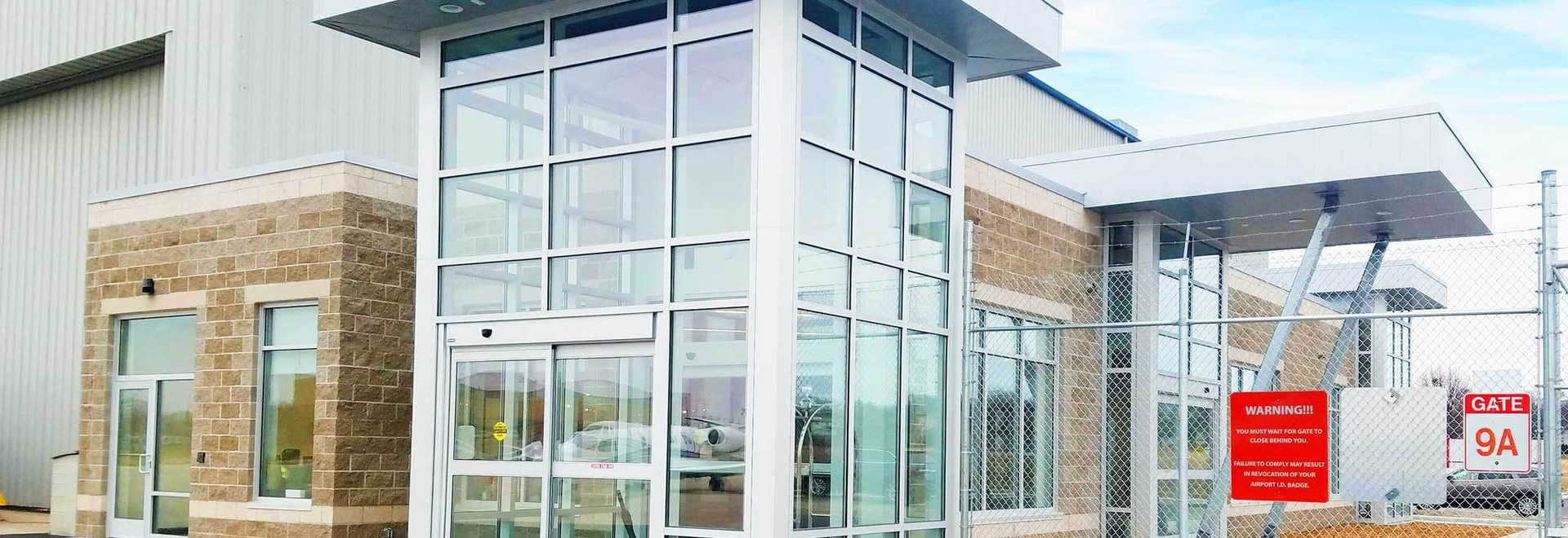 Avflight's FBO at Milwaukee's General MItchell International Airport has started off the year in its new 3,300 sq ft terminal.
