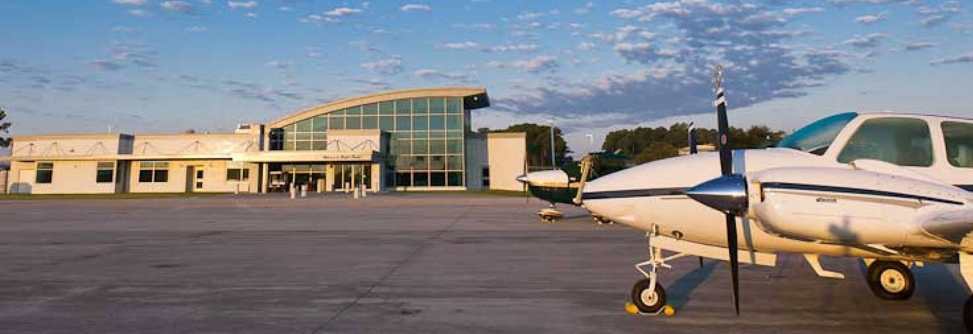 Beach Aviation Services occupies a purpose-built 10,000 sq ft terminal at Myrtle Beach International Airport. The county-operated location in the heart of South Carolina's golf country, is seeing s...