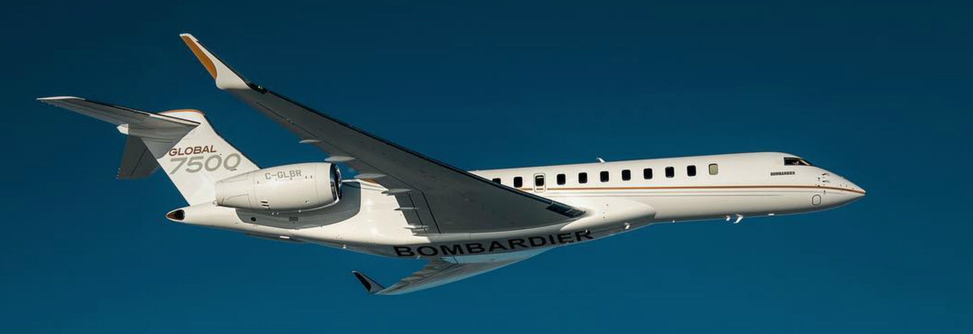 Bombardier predicts a significant revenue increase by next year thanks to 7500 production.