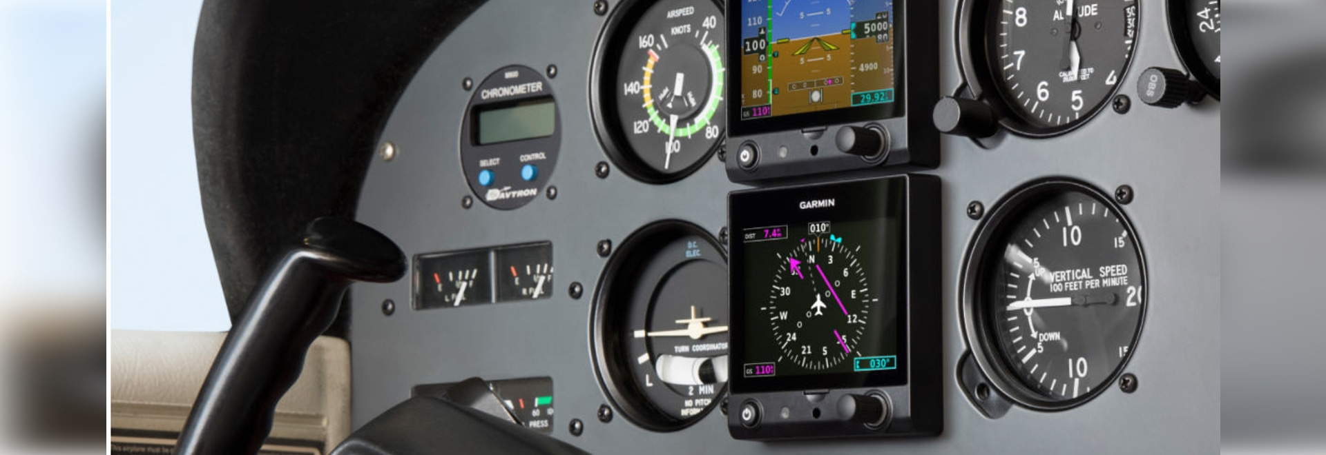 Garmin announces third-party autopilot support for the G5 electronic flight instrument