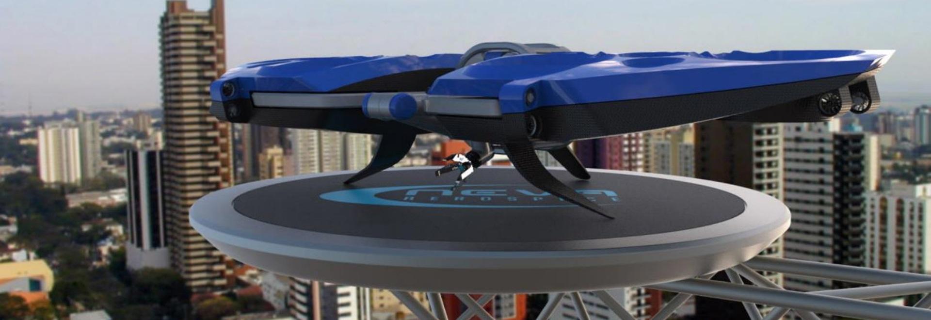 Neva Aerospace Announces UAV Charging Networks