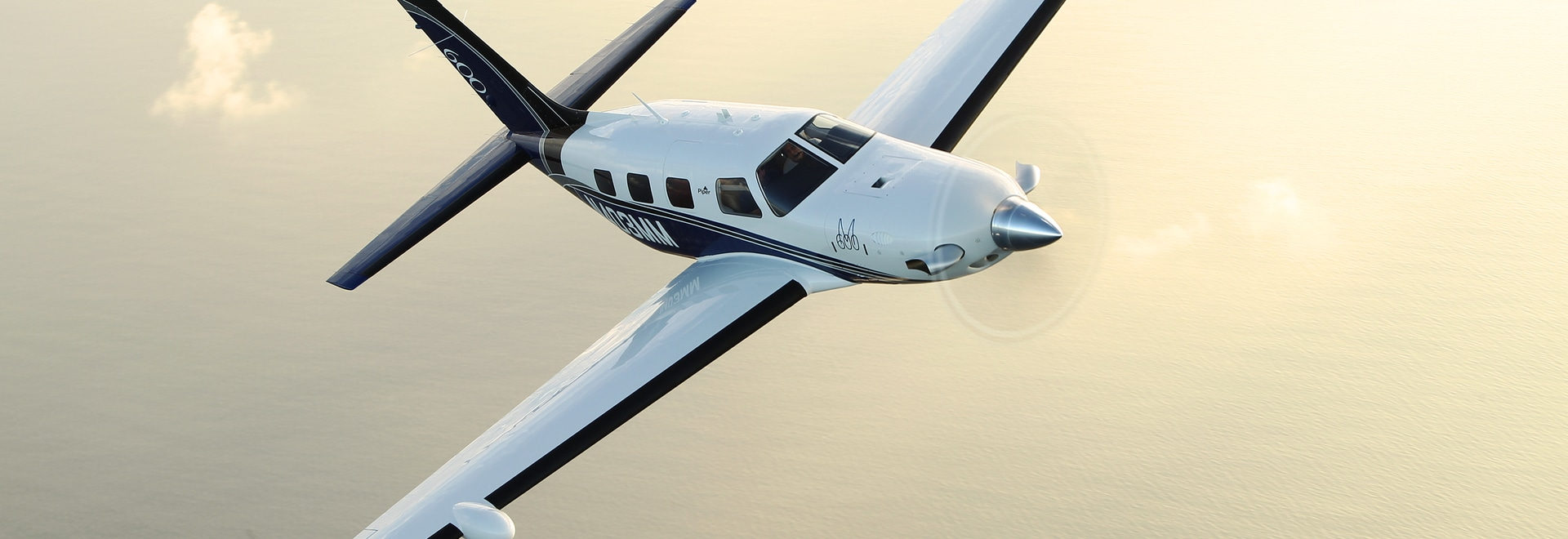 In the past three years, fleet utilization of Piper's M600 has been greater than expected.