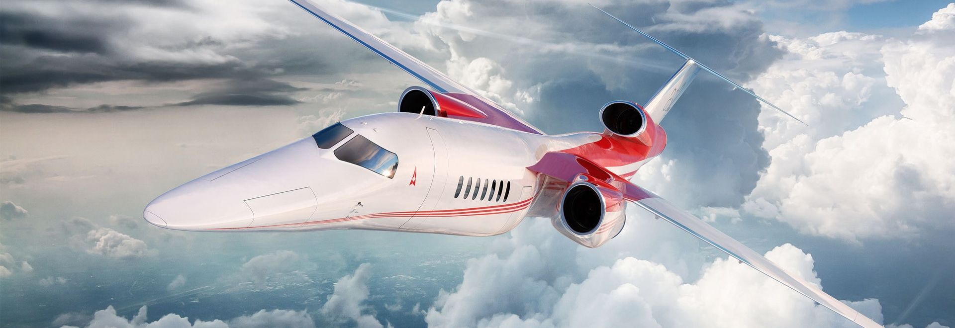 """In a shock announcement on February 5, Boeing has partnered with Aerion on the AS2 supersonic business jet and also made a """"significant investment"""" in the Reno, Nevada company. (Photo: Aerion Corp.)"""