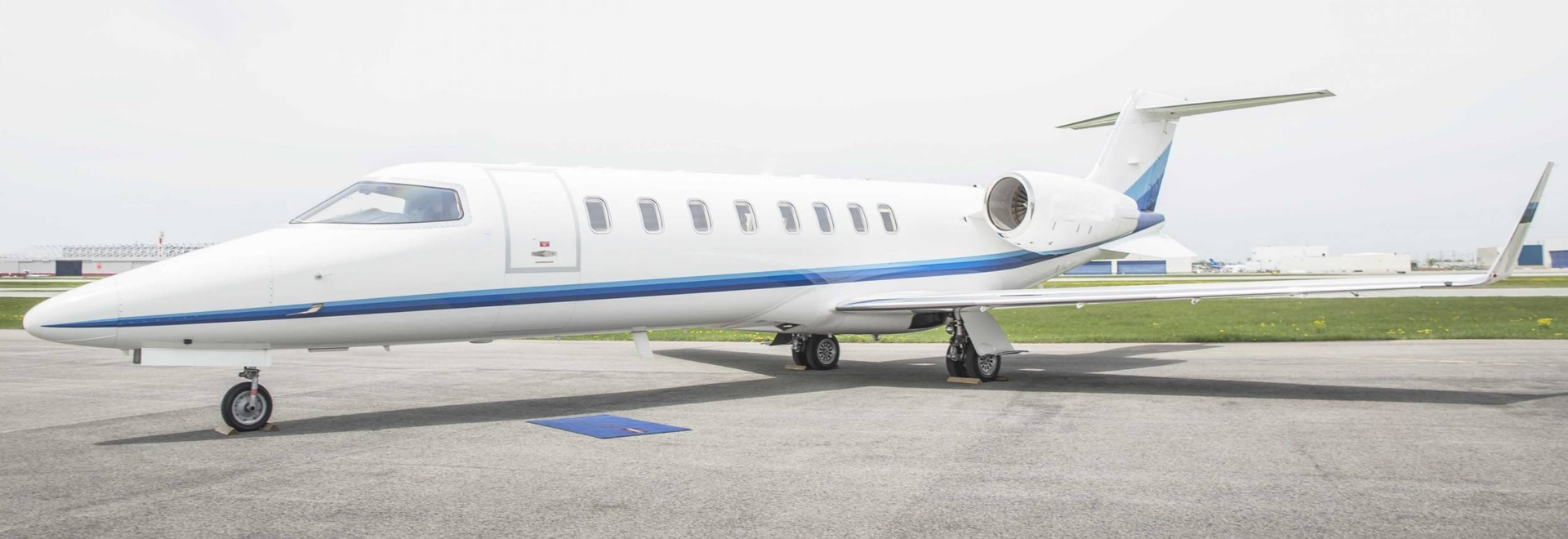 Skyservice has obtained approval for an STC to install the Satcom Direct Iridium-based DLU in the Learjet 45.