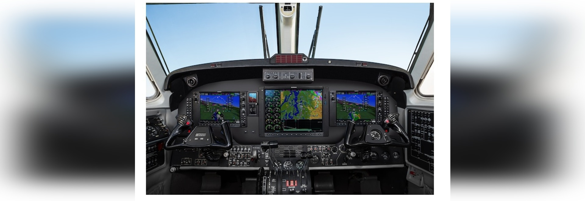 Textron Aviation Service Centers Now Offering Garmin G1000 NXi