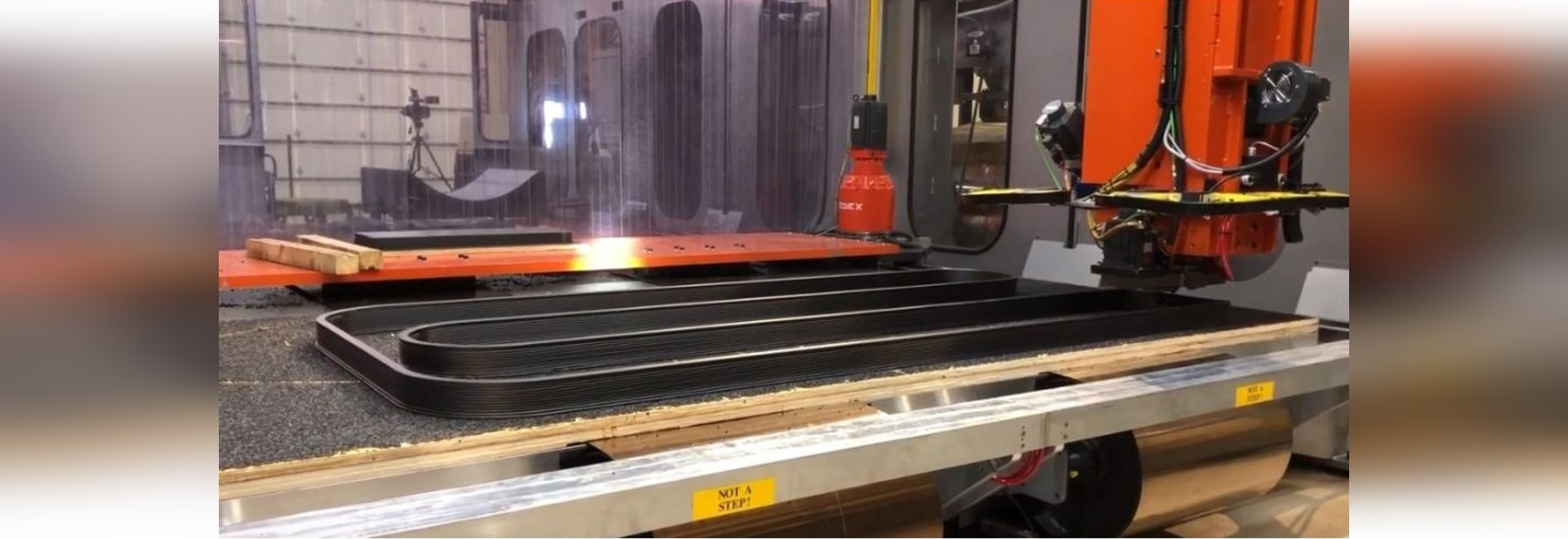 Thermwood unveils high-capacity melt core for its LSAM Print Head