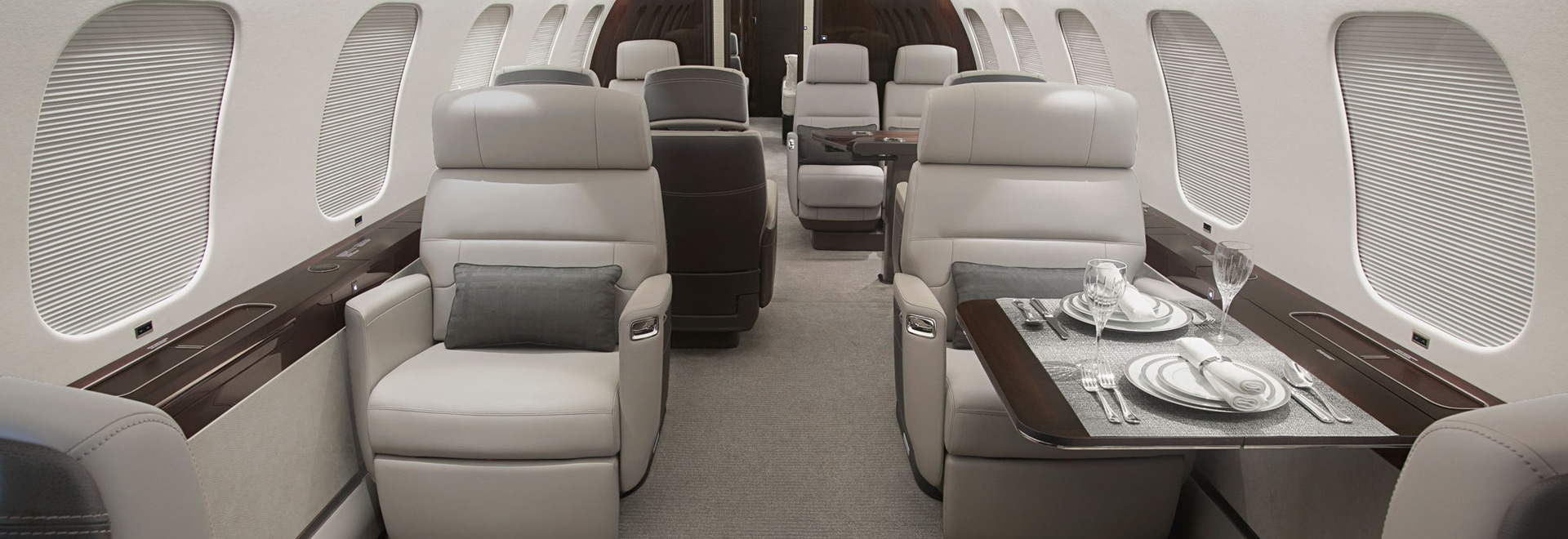 ZenithJet oversaw completion of the first in-service Bombardier Global 7500. (Photo: ZenithJet)