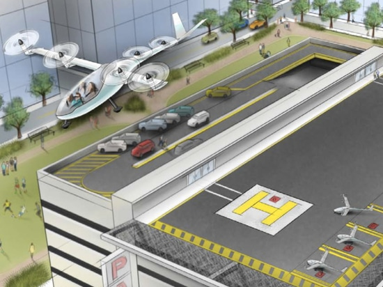 Building Urban Air Mobility Could Require Looking Outside Helicopter Industry