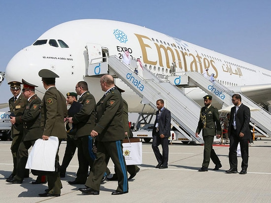 Dubai Airshow new features set to soar