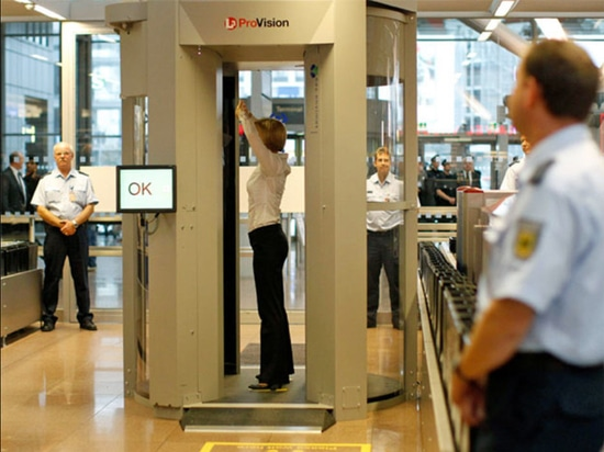 L3 Deploys 2,000th ProVision® Checkpoint Security Scanner