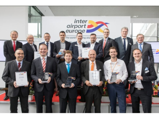 Inter Airport Europe 2017 Announces Innovation Awards