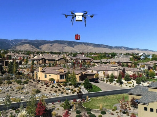 Flirtey Partners with Ambulance Service to Launch Emergency Drone Delivery Program in USA