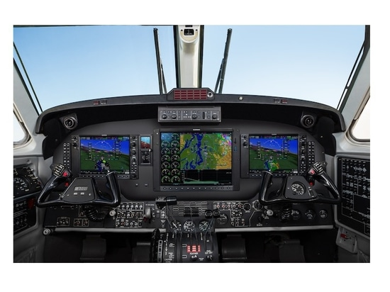 Textron Aviation Service Centers Now Offering Garmin G1000 NXi Upgrade for King Airs