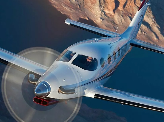 Epic's PT6A-powered E1000 is expected to achieve certification by the end of the year.