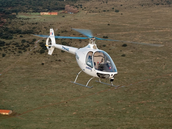Airbus recently made the first unmanned autonomous flight of its unmanned tactical demonstrator. The VS700 was piloted and monitored from a ground station. (Photo: Airbus Helicopters)