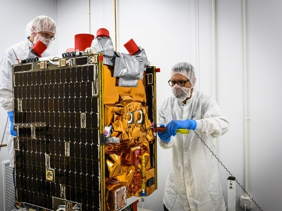 Nasa spacecraft to test 'green' propellant and propulsion system