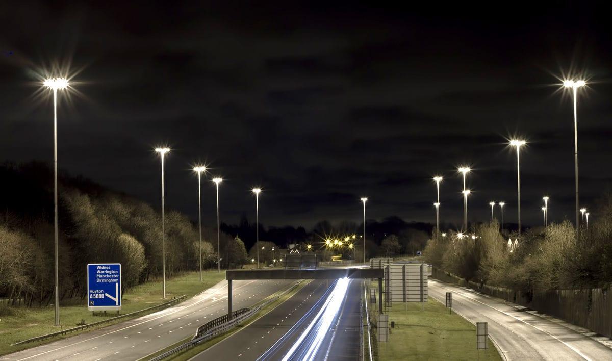 Albero di illuminazione per aeroporto cu phosco cu phosco