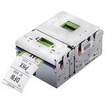 stampante per carte d'imbarco / di biglietti / per etichette di bagagli / per aeroporto