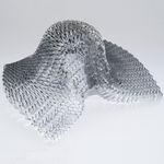 nido d'ape in alluminio / per l'aeronautica