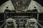 simulatore di aeroplano / di allenamento / con cockpit chiuso / per PC