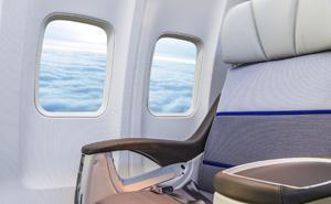 航空機内装品
