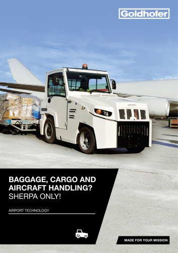 BAGGAGE, CARGO AND AIRCRAFT HANDLING